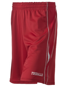 "Franklin Elementary School Fireballs Holloway Women's Piketon Short, 8"" Inseam"