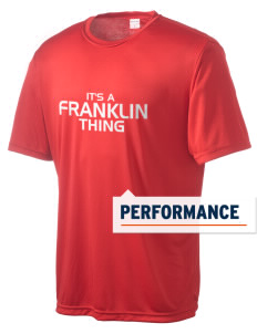 Franklin Elementary School Fireballs Men's Competitor Performance T-Shirt
