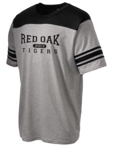 Red Oak Middle School Tigers Holloway Men's Champ T-Shirt