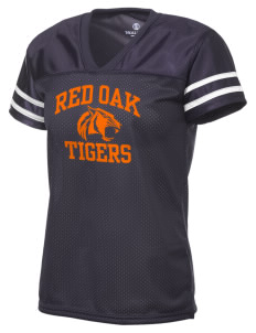 Red Oak Middle School Tigers Holloway Women's Fame Replica Jersey