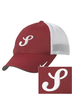 Shenandoah Elementary School Mustangs Embroidered Nike Golf Mesh Back Cap