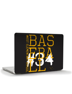 "West Elementary School Hawks Apple MacBook Pro 17"" & PowerBook 17"" Skin"