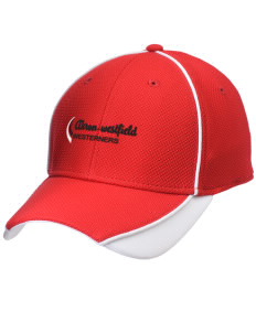 Akron-Westfield Community School Westerners Embroidered New Era Contrast Piped Performance Cap