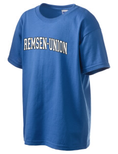 Remsen-Union Community School Rockets Kid's 6.1 oz Ultra Cotton T-Shirt