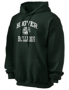 Hoover Elementary School Bulldogs Ultra Blend 50/50 Hooded Sweatshirt
