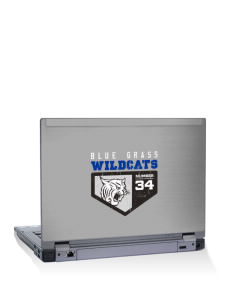 "Blue Grass Elementary School Wildcats 10"" Laptop Skin"