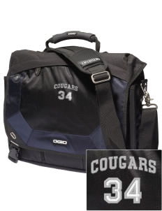 Pleasant View Elementary School Cougars Embroidered OGIO Jack Pack Messenger Bag