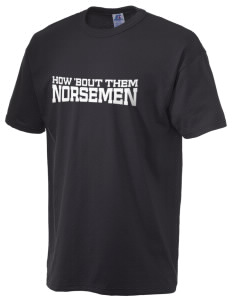 Roland-Story High School Norsemen  Russell Men's NuBlend T-Shirt
