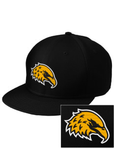 Oak Park Elementary School Eagles  Embroidered New Era Flat Bill Snapback Cap