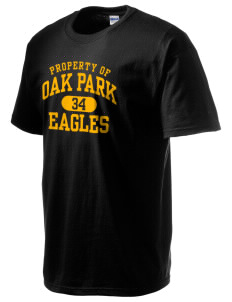 Oak Park Elementary School Eagles Ultra Cotton T-Shirt