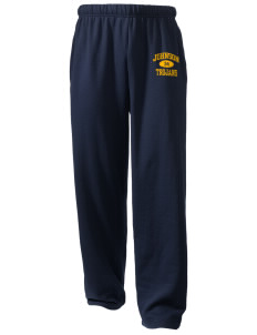 Johnson Elementary School Trojans  Holloway Arena Open Bottom Sweatpants