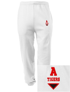 Argillite Elementary School Tigers Embroidered Men's Sweatpants with Pockets