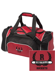 Rineyville Elementary School Rockets Embroidered Holloway Duffel Bag