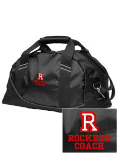 Rineyville Elementary School Rockets Embroidered OGIO Half Dome Duffel