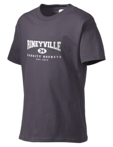Rineyville Elementary School Rockets Kid's Essential T-Shirt