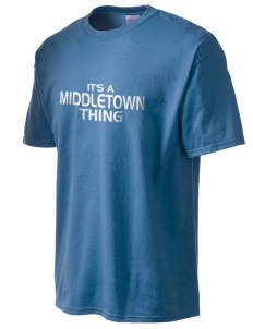 Middletown High School Islanders Men's Essential T-Shirt
