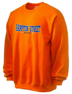 Hampton Street Elementary School Beavers Ultra Blend 50/50 Crewneck Sweatshirt