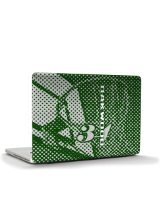 "Oakwood High School Hawks Apple MacBook Air 13"" Skin"