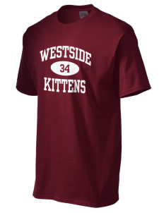 Westside Elementary School Kittens Men's Essential T-Shirt