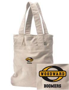 Woodward Senior High School Boomers Embroidered Alternative The Berkeley Tote