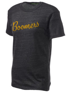 Woodward Senior High School Boomers Embroidered Alternative Unisex Eco Heather T-Shirt