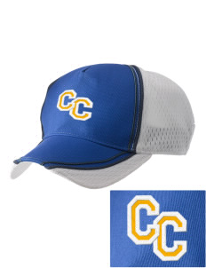 Crook County High School Cowboys  Embroidered Champion Athletic Cap