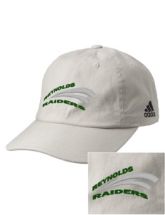 Reynolds High School Raiders Embroidered adidas Relaxed Cresting Cap