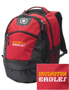 Irvington Elementary School Eagles Embroidered OGIO Rogue Backpack