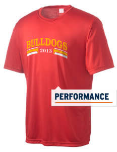Clifford Dible Elementary School Bulldogs Men's Competitor Performance T-Shirt