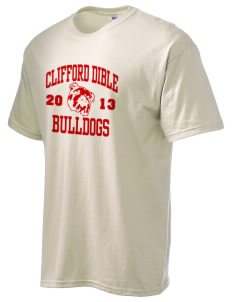 Clifford Dible Elementary School Bulldogs Ultra Cotton T-Shirt