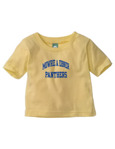 Mowrie A Ebner Elementary School Panthers Toddler T-Shirt