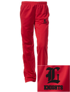 Landisville Intermediate Center Knights Embroidered Women's Tricot Track Pants