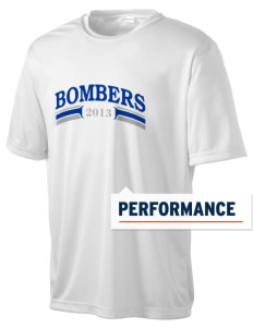 Towamensing Elementary School Bombers Men's Competitor Performance T-Shirt