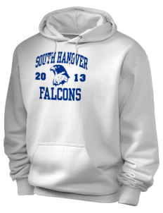 South Hanover Elementary School Falcons Holloway Men's 50/50 Hooded Sweatshirt