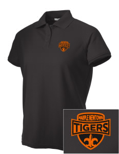 Marple Newtown High School Tigers Embroidered Women's Technical Performance Polo