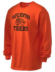 Marple Newtown High School Tigers 6.1 oz Ultra Cotton Long-Sleeve T-Shirt