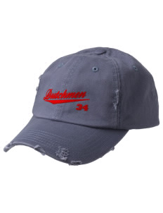South Saint Marys Elementary School Dutchmen Embroidered Distressed Cap