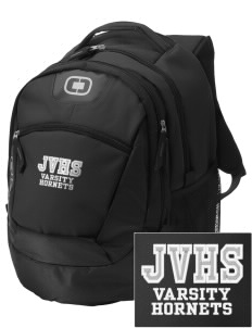Juniata Valley High School Hornets Embroidered OGIO Rogue Backpack