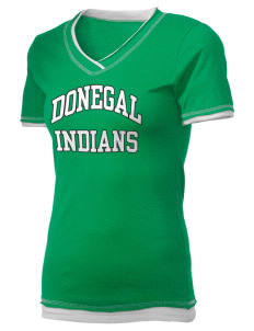 Donegal Middle School Indians Holloway Women's Dream T-Shirt