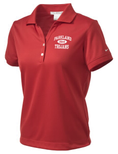 Parkland High School Trojans Nike Women's Dri-Fit Classic Polo