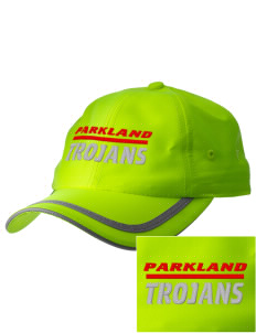 Parkland High School Trojans  Embroidered Safety Cap
