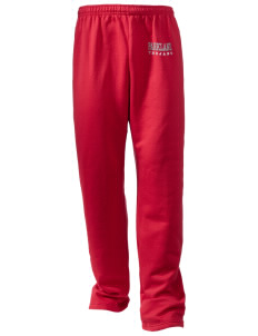 Parkland High School Trojans Embroidered Holloway Men's 50/50 Sweatpants