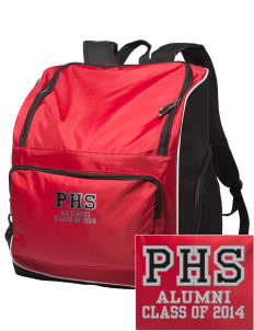 Parkland High School Trojans Embroidered Holloway Backpack