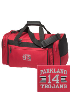 Parkland High School Trojans Embroidered Holloway Duffel Bag