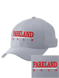 Parkland High School Trojans Embroidered Pro Model Fitted Cap