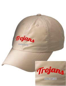 Parkland High School Trojans Embroidered Perforated Cap
