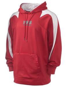 Parkland High School Trojans Embroidered Holloway Men's Sports Fleece Hooded Sweatshirt