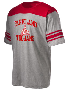 Parkland High School Trojans Holloway Men's Champ T-Shirt