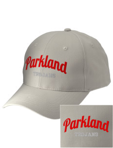 Parkland High School Trojans Embroidered Low-Profile Cap