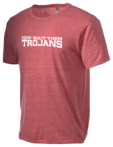 Parkland High School Trojans Alternative Men's Eco Heather T-shirt